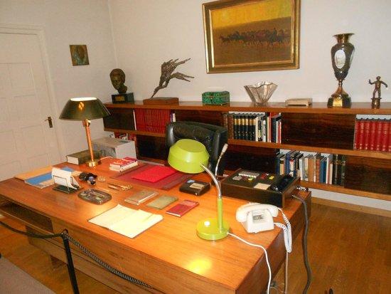 Urho Kekkonen Museum Tamminiemi: -
