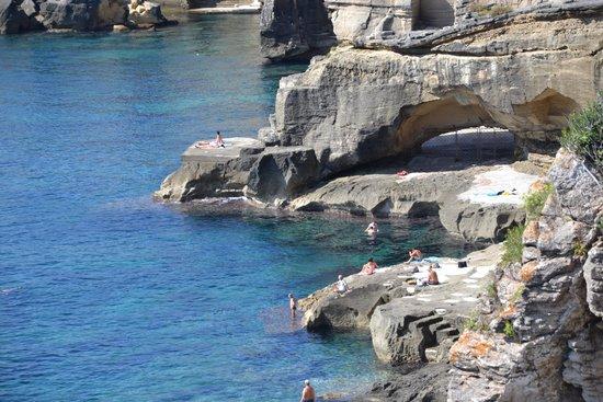 Senza parole picture of bagno marino archi santa cesarea terme tripadvisor - Bagno marino archi ...