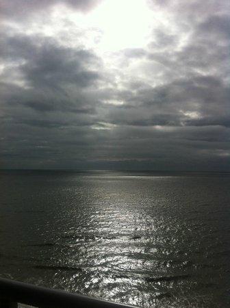 Grand Atlantic Ocean Resort: cloudy sunrise
