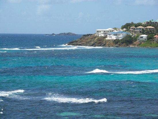 Beau Beau's: Beach Veiw of the Caribbean