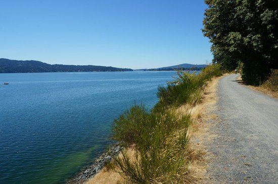 Galloping Goose Regional Trail: Some nice views along the way
