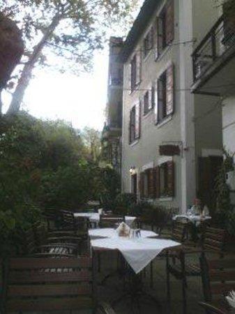 Kritsa Hotel: εξωτερικος χωρος