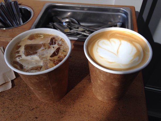 Photo of Restaurant Blue Bottle Coffee Company at 300 Webster St, Oakland, CA 94607, United States