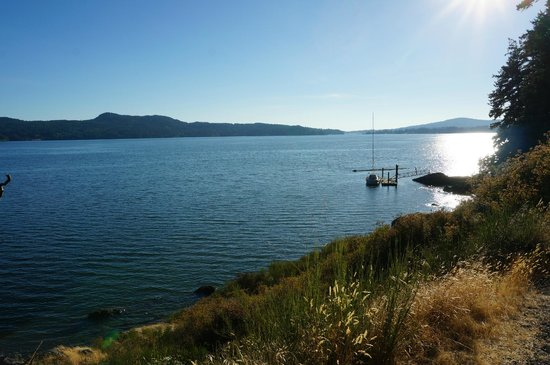 Galloping Goose Regional Trail: The sooke basin