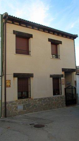 El Rincon Del Villar, Außenansicht
