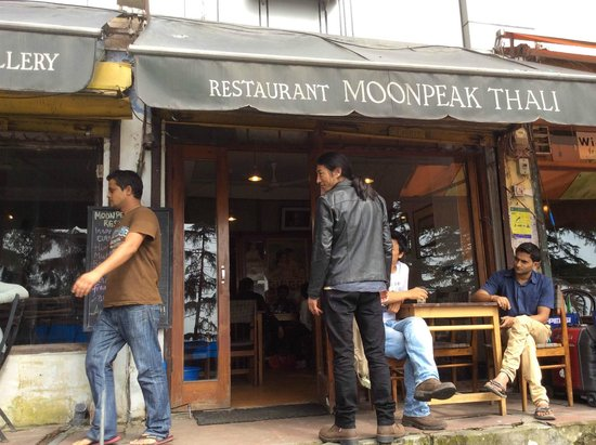 Entrance to Moonpeak Thali