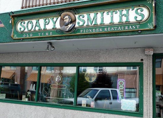 Soapy Smith's Pioneer Restaurant: Soapy Smith's