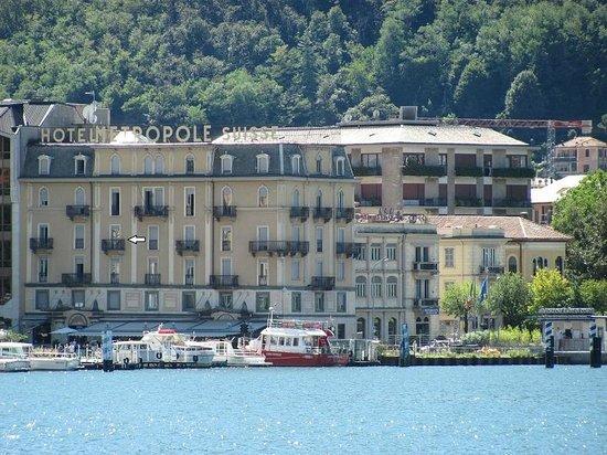 Metropole Suisse Hotel: Hotel