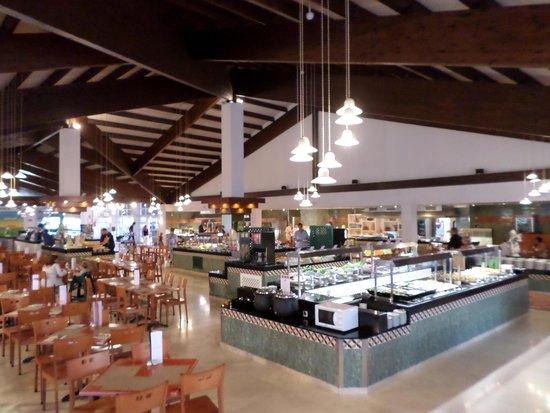Cala'n Bosch, España: sala da pranzo