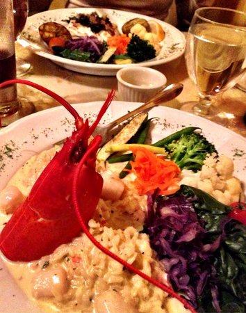 Garrison House Inn.  Best restaurant in Annapolis Royal. Nova Scotia. Photo by Terry Hunefeld.