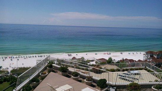 Edgewater Beach Condominium: Panoramic view