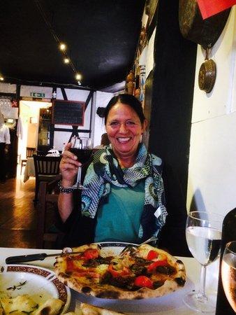 Quattro Fontane Italiensk Restaurant