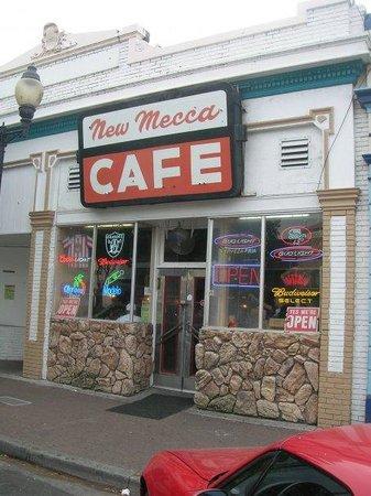 New Mecca Cafe Pittsburg Menu
