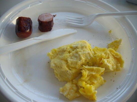 Hotel de Point: Breakfast Sat & Sun