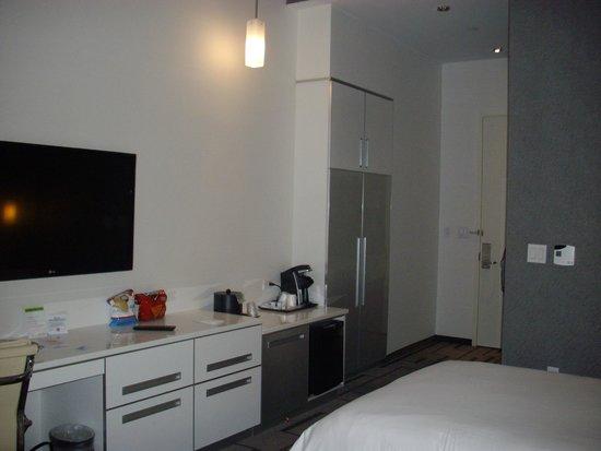 Hotel de Point: Room