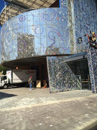American Visionary Art Museum: front of museum