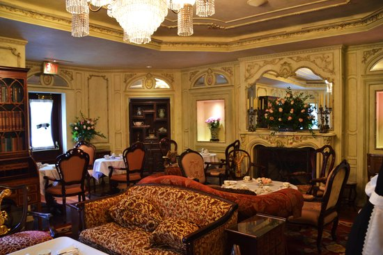 The Drawing Room at the Prince of Wales Hotel: The Drawing Room