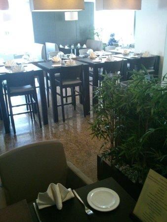 Salle restaurant La Galette