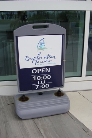 Exploration Tower: A new attraction at Port Canaveral