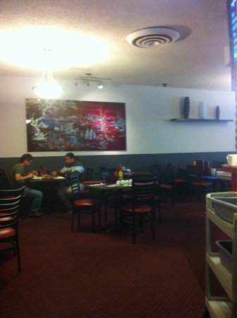Viet Thai Restaurant : More dining room