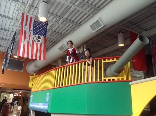 Children's Museum of Wilmington: Pirates!