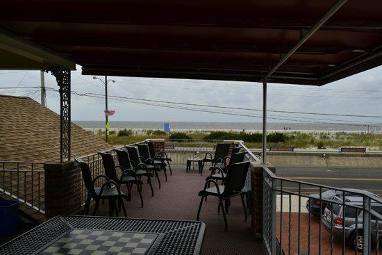 sun deck area on 2nd floor picture of the stockton inns cape may rh tripadvisor co za