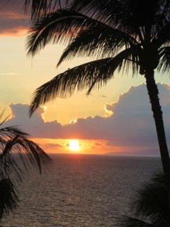 The Hale Pau Hana: Sunset from 602