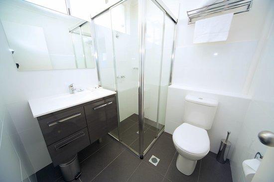 Brunswick River Inn: Bathroom
