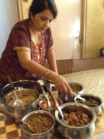 Gourmet Desire : Jyoti
