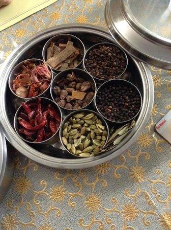 Gourmet Desire : Fresh Spices