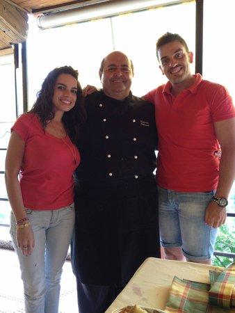 Luna Rossa: Con lo Chef Federico Valicenti