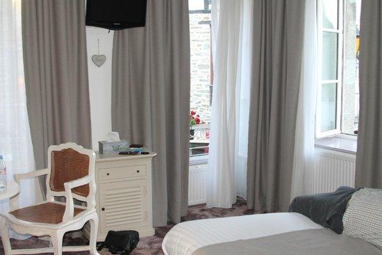 Hotel Arvor: our room