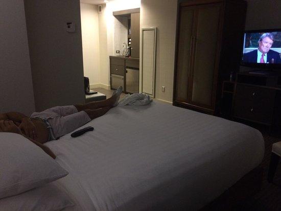 Hotel 48LEX New York: Bedroom