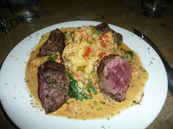 Las Brisas Southwest Steakhouse: Las Brisas Terrace Dinner