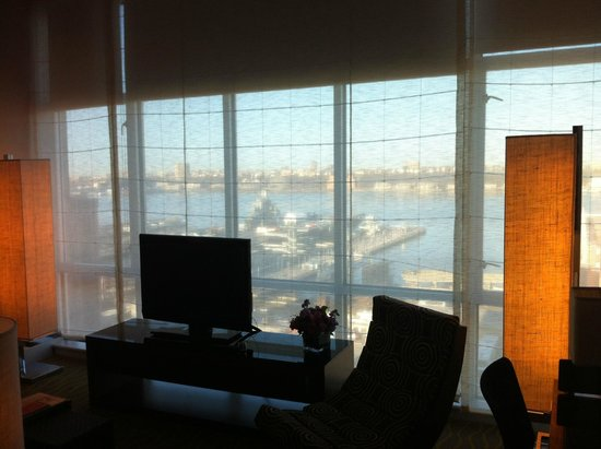 Hudson View Suite