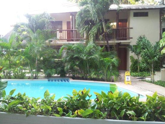 Hotel Posada Sian Ka'an: the view