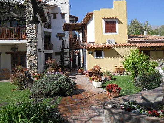 Hotel Killa Cafayate : Jardín
