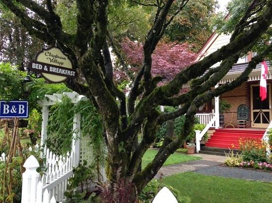 Clayburn Village Bed and Breakfast: Just Outside the Front Yard of the Clayburn B&B