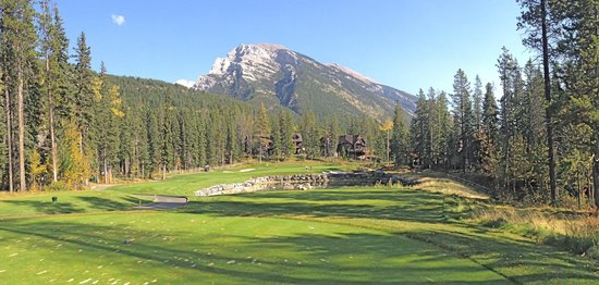 Silvertip Resort: Top course in Canmore , Canada
