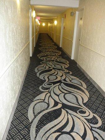 كارولينيان بيتش ريزورت باي أوشيانا ريزورتس: The hallway to the room