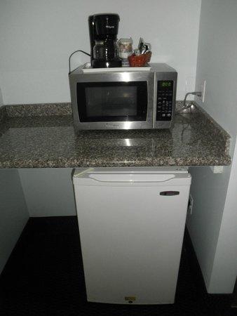 كارولينيان بيتش ريزورت باي أوشيانا ريزورتس: Mini fridge and Microwave