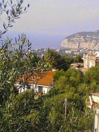 Casa Mazzola B&B: From our balcony