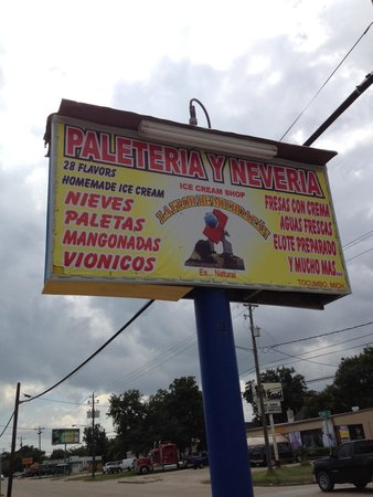 Paleteria Y Neveria La Tapatia