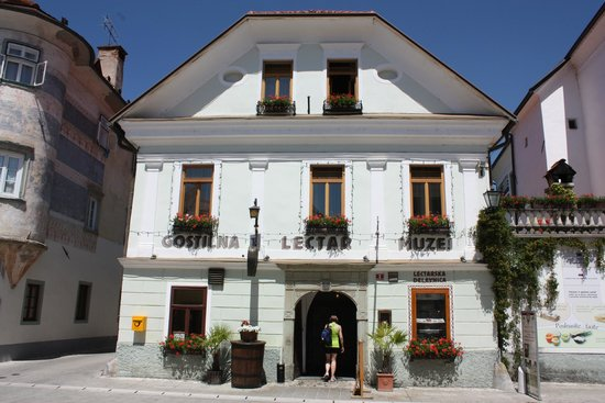Radovljica Old Town: Bee Museum