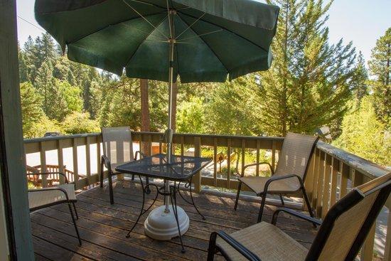Mountain Retreat Resort : Porch/Balcony