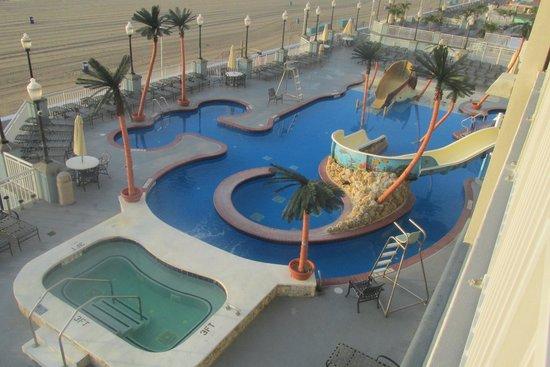 Holiday Inn Hotel & Suites Ocean City: Family Pool
