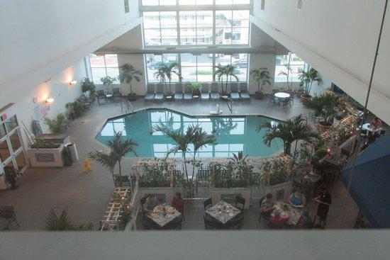 Holiday Inn Hotel & Suites Ocean City: Indoor Pool