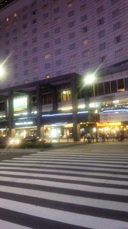 Akasaka Excel Hotel Tokyu: ホテル外観