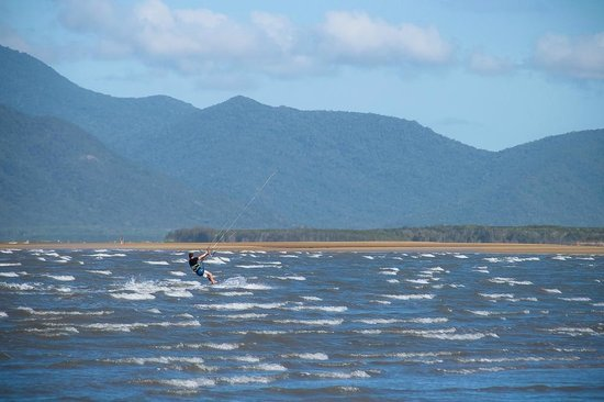 Villa Marine: Kitesurfing