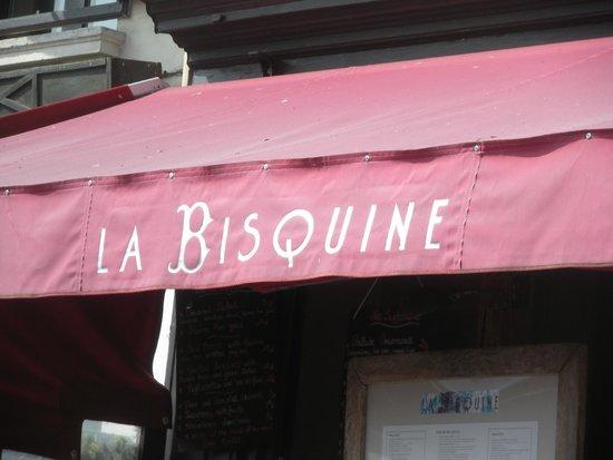 La Bisquine : Stop here